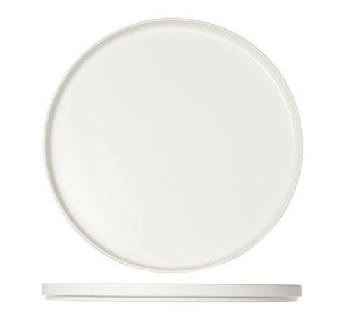 Cosy & Trendy 1350 White Plat Bord D28xh2cm (set van 4)
