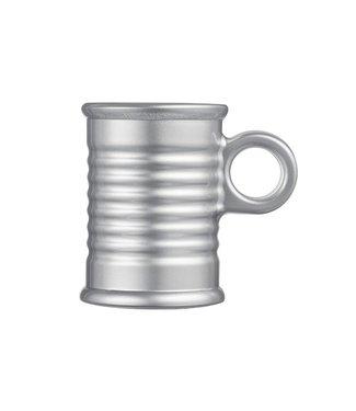 Luminarc Conserve Moi - Beker - Zilver - 9cl - Glas - (set van 6).