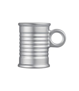 Luminarc Conserve Moi - Cup - Silver - 9cl - Glass - (set of 6).