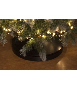 Light Creations Turning Plate Electric  D60cm Black