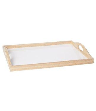Cosy & Trendy Bottom Tray Inside White 40.5x30.5xh5cm