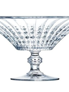 Eclat Lady Diamond Footed Bowl 36