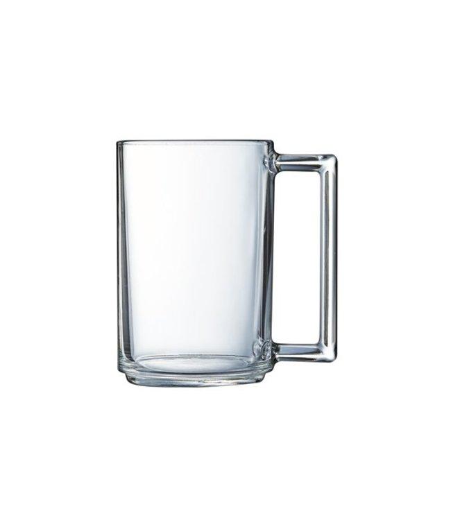 Luminarc A La Bonne Heure - Beker - Transparant - 22cl - Glas - (set van 6)
