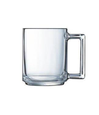 Luminarc A La Bonne Heure - Beker - Transparant - 25cl - Glas - (set van 6).