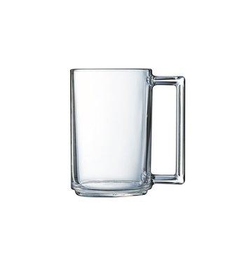Luminarc A La Bonne Heure - Beer glass - Transparent - 32cl - Glass - (set of 6).