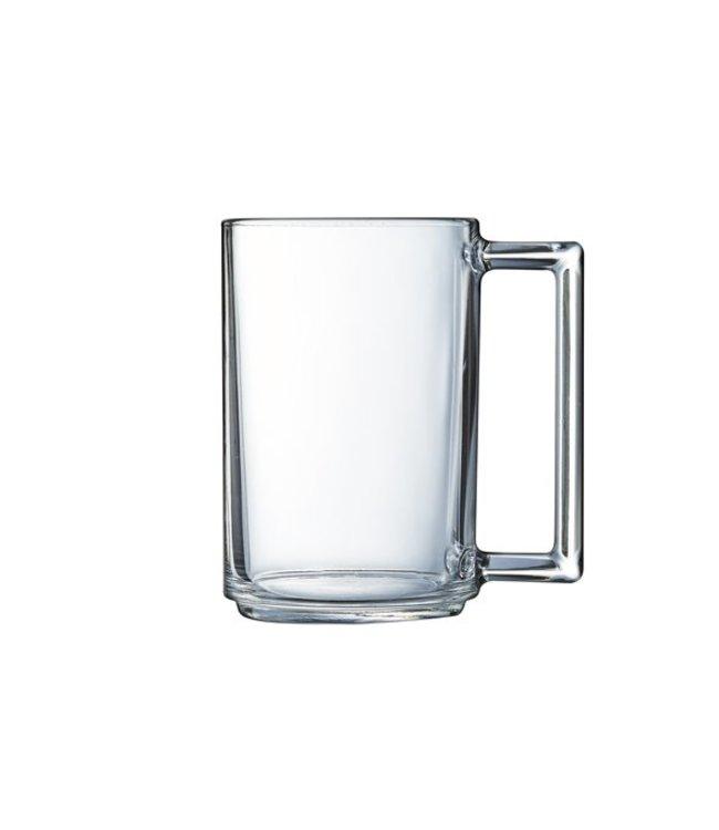 Luminarc A La Bonne Heure - Bierglas - Transparant - 32cl - Glas -  (set van 6)