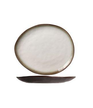 Cosy & Trendy Plato M Oval Plate 27x23cm