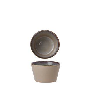 Cosy & Trendy For Professionals Vigo - Beige - Bowl - D10cm - Porcelain - (Set of 6)