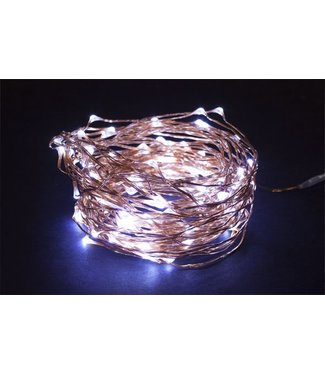 Light Creations Microlights Led-6m-120 White Lampstransparent Wire-12v