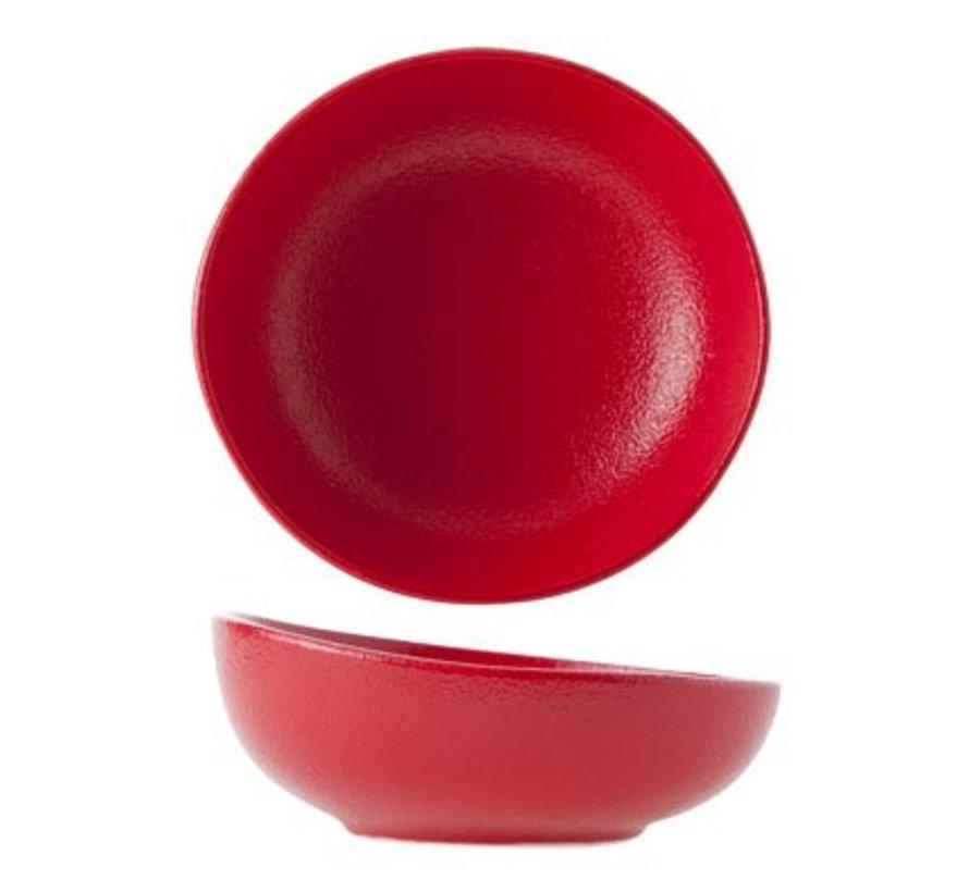 Dazzle Red Kommetje D14cm