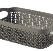 Curver Knit Tray A6 1.3l Harvest Brown 19x14x7cm