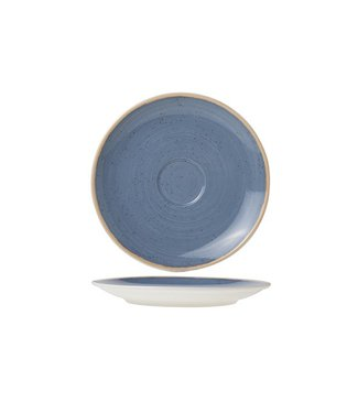 Cosy & Trendy For Professionals Terra Blue Saucer D16cm