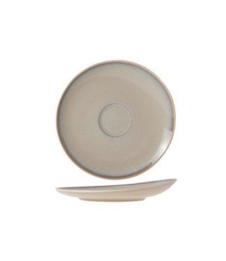 Cosy & Trendy For Professionals Vigo - Beige - Untertasse - D16cm - Porzellan - (6er Set)