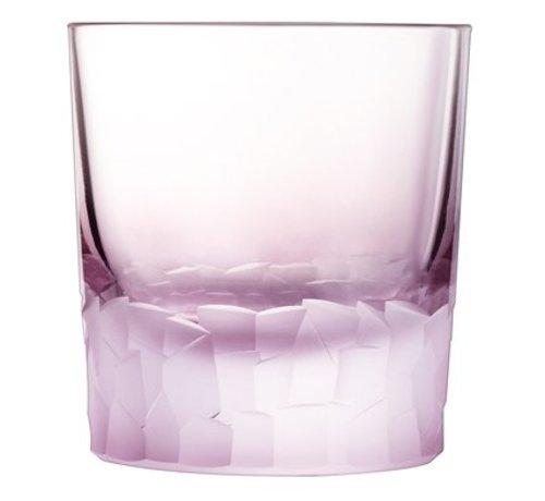 Cristal D'arques Intuition Tumbler Fb 32 Cl Amethyste (set van 6)