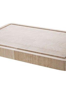 CT Cutting Board Rubberwood 45x30x4cm