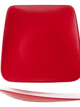 Cosy & Trendy For Professionals Dazzle Red Plate 28-23x26cm