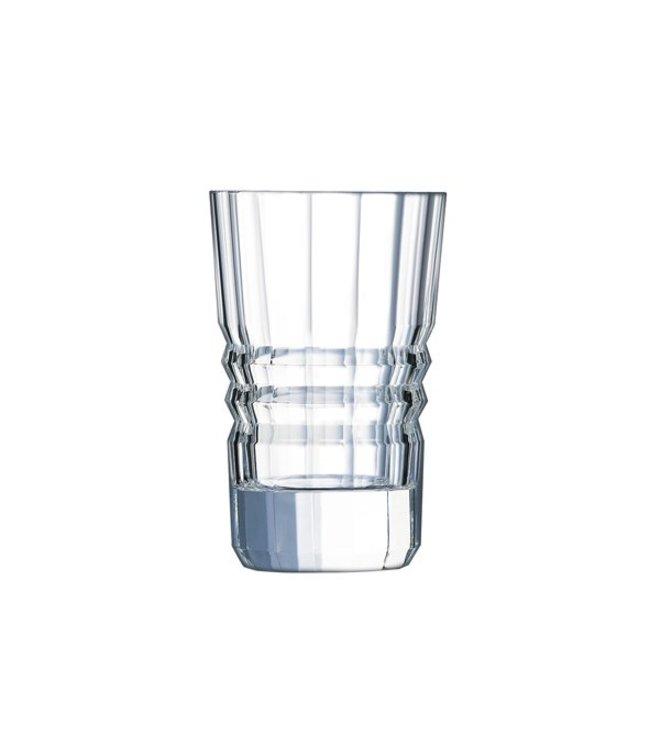 Cristal D'arques Architecte - Glas - 6cl - (set van 6)