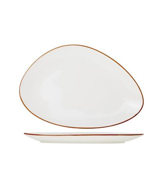 Cosy & Trendy For Professionals Terra Arena Plate Triangle 33cm