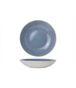 Cosy & Trendy For Professionals Terra Blue Deep Coupe Plate D26cm