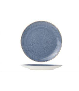 Cosy & Trendy For Professionals Terra Blue Plat Bord D24cm