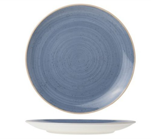 Cosy & Trendy For Professionals Terra Blue Plat Bord D24cm