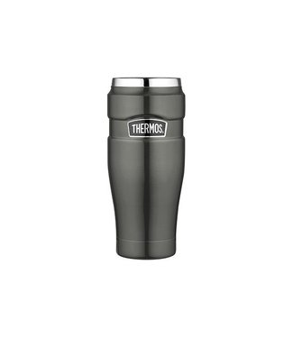 Thermos King Tumbler Mug Space Grey 470mlwithout Handle