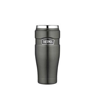 Thermos King Tumbler Mug Space Grijs 470mlzonder Handvat