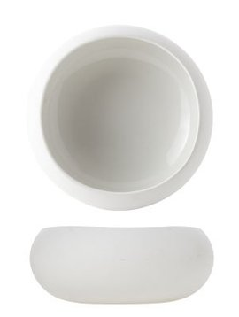 Cosy & Trendy For Professionals Rainbow Bowl D16xh6.5cm White