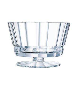 Cristal D'arques Macassar Coupe Op Voet 22