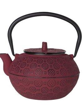 CT Takayama Teapot Red 1.2l ghisa