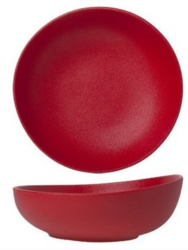 Cosy & Trendy For Professionals Dazzle Red Kommetje D21cm