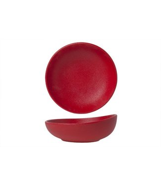 Cosy & Trendy For Professionals Dazzle Red Kommetje D16cm