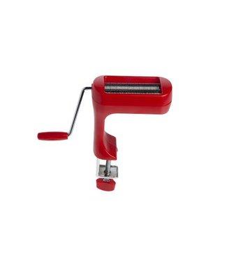 Cosy & Trendy Pastamachine Mini - Rood - Inox.