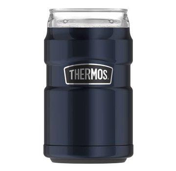 Thermos King 2in1 Beker Blikjeskoeler Blauw 290ml 7.5x7.5x11.5cm