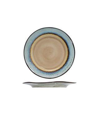 Cosy & Trendy Castor Platos de Postre D21cm - Ceramica - (Juego de6)