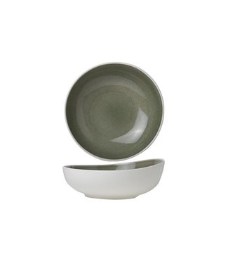 Cosy & Trendy For Professionals Chrome Green Bowl D21cm