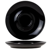 Brandless Bola Black Espressoschotel D12.5cm