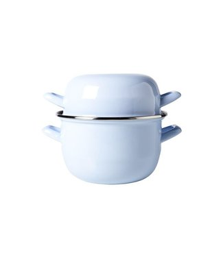 Cosy & Trendy For Professionals Mussel Casserole Lightblue 2,8l D18cm1.2kg