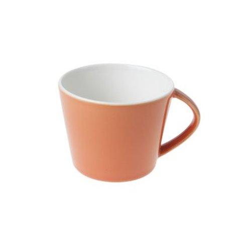 Brandless Eva Orange Coffee Cup D8xh6.5cm - 20cl