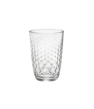 Bormioli Glit Waterglas 39cl Set6
