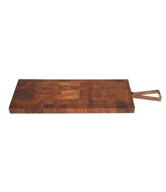 Cosy & Trendy Cutting Board Mango Wood Rect.61.5x19.8xh3cm