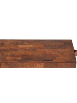 Cosy & Trendy Cutting Board Mango Wood Rect.51.5x16xh3cm