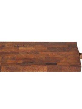 CT Cutting Board Mango Wood Rect.51.5x16xh3cm