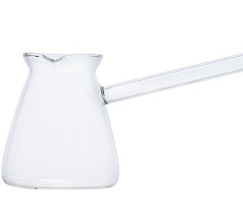 Cosy & Trendy Koffie-whisky Kannetje Glas 6x14cm