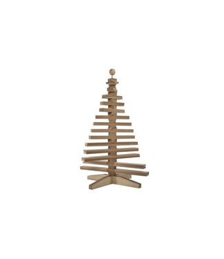 Cosy @ Home Christmas Tree Wood  D58xh88cm
