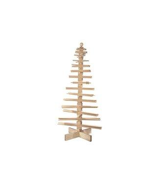 Cosy @ Home Houten Kerstboom  D80xh170cm