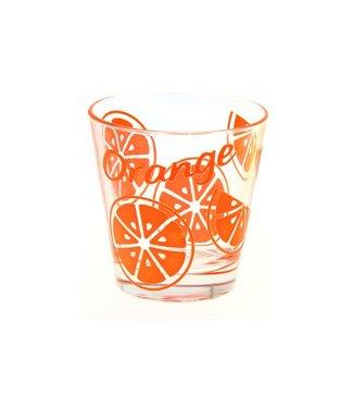 Cerve Gummy Orange Set 3 Glasses 31 Cl