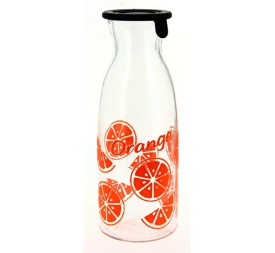 Gummy Orange Karaf 1 Liter