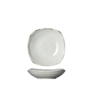 Cosy & Trendy Avalon Square Plate 13x13xh3cm (6er Set)