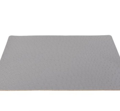 Cosy & Trendy Placemat Leather Look Grey 43x30cm (12er Set)